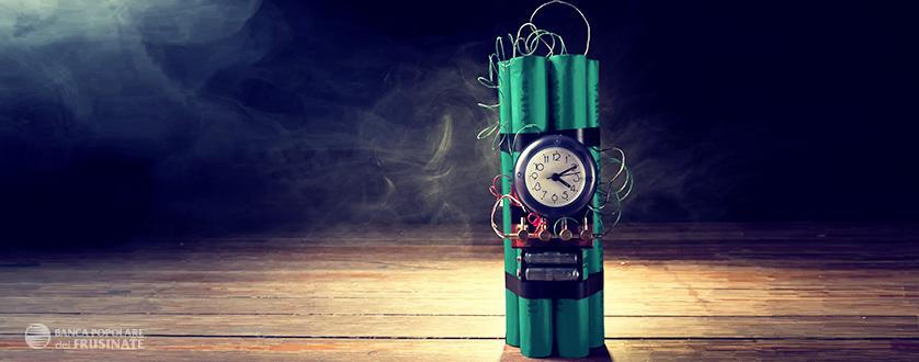 Conto deposito Bpf, Time deposit - Banca Popolare del Frusinate