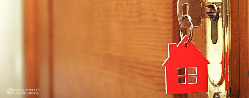 Mutuo ipotecario - Banca popolare del Frusinate