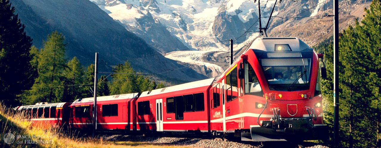 Gita Sociale Svizzera Trenino Rosso